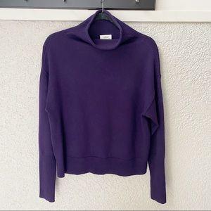 Aritzia Wilfred Cyprie Turtleneck Sweater